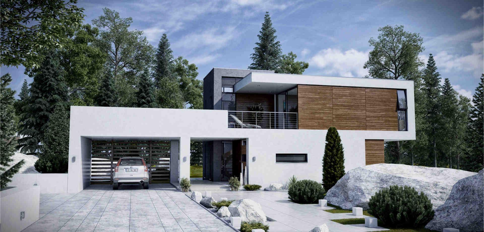 Domy Modułowe Cena Projekty Producent Magahomes